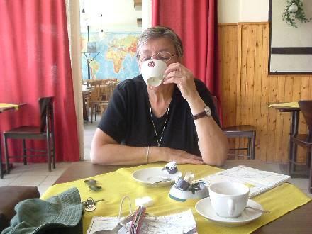 Hongarije goedkope koffie