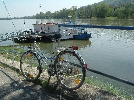 Hongarije veerboot