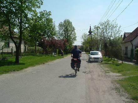 Hongarije dorp2