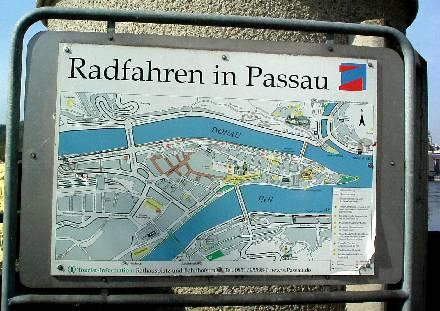 Oostenrijk Passau bord