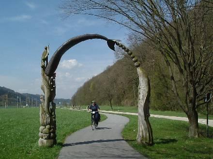 Oostenrijk Donauboog