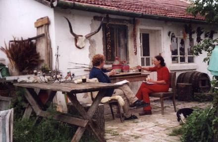 Hongarije Harten Herberg
