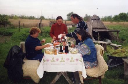 Hongarije Harten Herberg maaltijd