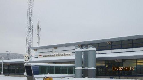 Evenes vliegveld