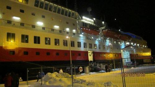 Hurtigruten Nordkapp
