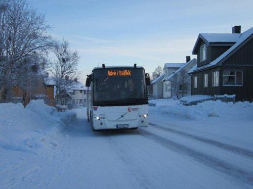 Kirkenes bus