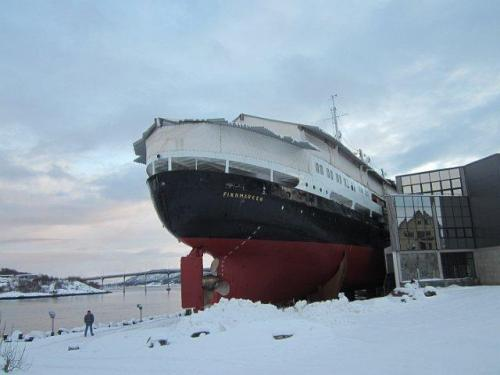 Hurtigruten Museum Stokmarknes