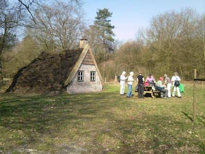 RUINEN  Rondje Ruinen, Anholt (vanuit postkoetsherberg, Kraloër Bos en Heide, Anserdennen, Benderse, Dwingelderveld en Engeland